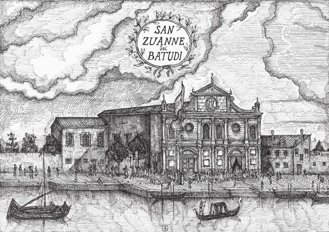 San giovanni battista for Scuola sansovino venezia
